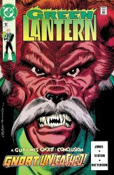 DC Comics's Green Lantern Issue # 12