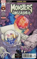 Marvel Comics's Monsters Unleashed Issue # 11