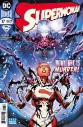 DC Comics's Superwoman Issue # 17