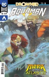 DC Comics's Aquaman Issue # 41