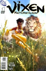 DC Comics's Vixen: Return of the Lion Issue # 1