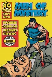 AC Comics's Men of Mystery Issue # 109