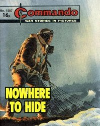 D.C. Thomson & Co.'s Commando: War Stories in Pictures Issue # 1557