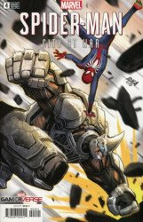Marvel Comics's Marvel's Spider-Man: City at War Issue # 4b