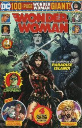 DC Comics's Wonder Woman Giant Giant Size # 1mass edition