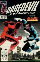 Marvel Comics's Daredevil Issue # 257