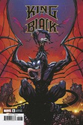 Marvel Comics's King in Black Issue # 1p