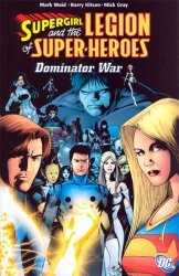 DC Comics's Supergirl and the Legion of Super-Heroes TPB # 5