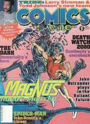 Starlog Group's Comics Scene Issue # 33