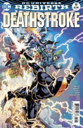 DC Comics's Deathstroke Issue # 19b