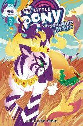 IDW Publishing's My Little Pony: Friendship is Magic Issue # 90ri