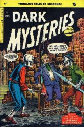 Master Publications's Dark Mysteries Issue # 20