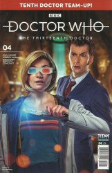 Titan Comics's Doctor Who: 13th Doctor - Season 2 Issue # 4b
