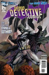 DC Comics's Detective Comics Issue # 4