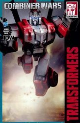 IDW Publishing's Transformers: Combiner Wars - Wave 3 Issue # 1