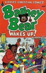 Spire Christian Comics's Barney Bear: Wakes Up Issue # 1b