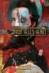 Wave Blue World's From Hell's Heart: An Illustrated Celebration of the Works of Herman Melville Hard Cover # 1