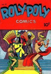 Green Publications's Roly Poly Comics Issue # 12