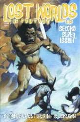 Antimatter/Hoffman International's Lost Worlds of Fantasy & Sci-Fi Issue # 2