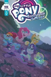 IDW Publishing's My Little Pony: Friendship is Magic Issue # 94ri