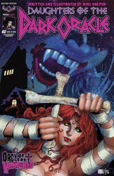American Mythology's Daughters of The Dark Oracle: Orgy of The Vampires Issue # 2c