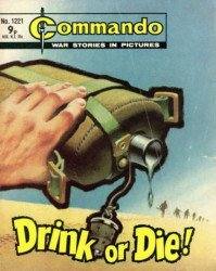D.C. Thomson & Co.'s Commando: War Stories in Pictures Issue # 1221