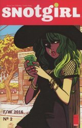 Image's Snotgirl Issue # 2b
