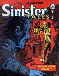 Alan Class & Company's Sinister Tales Issue # 57