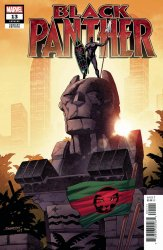 Marvel Comics's Black Panther Issue # 13c