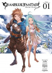 Kodansha Comics's Granblue Fantasy Soft Cover # 1