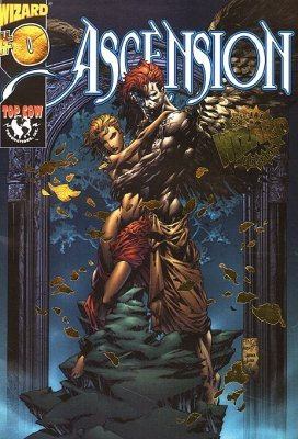 Ascension 10 VF Image NM Top Cow 1998