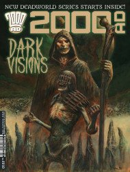 Rebellion's 2000 A.D. Issue # 2210