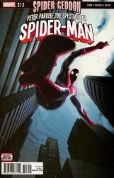 Marvel Comics's Peter Parker: The Spectacular Spider-Man Issue # 313