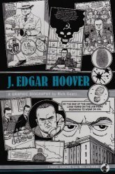 Hill and Wang's J. Edgar Hoover: A Graphic Biography Soft Cover # 1
