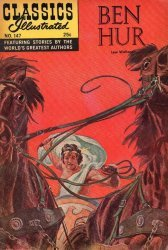 Gilberton Publications's Classics Illustrated #147: Ben Hur Issue # 8
