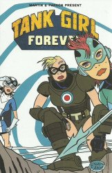 Titan Comics's Tank Girl: Forever Issue # 3c