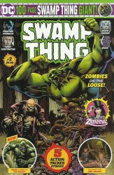 DC Comics's Swamp Thing Giant Giant Size # 2mass edition