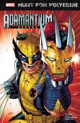 Marvel Comics's Hunt For Wolverine: Adamantium Agenda TPB # 1