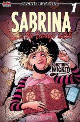 Archie Comics Group's Sabrina the Teenage Witch: Something Wicked Issue # 1c