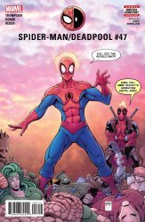 Marvel Comics's Spider-Man / Deadpool Issue # 47
