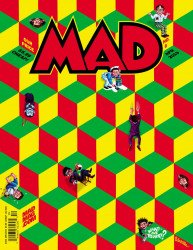 E.C. Publications, Inc.'s MAD Magazine Issue # 6