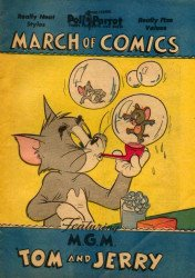Western Printing Co.'s March of Comics Issue # 70e