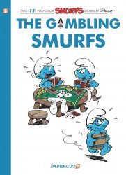 Papercutz's The Smurfs Hard Cover # 25