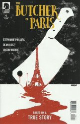 Dark Horse Comics's The Butcher of Paris Issue # 1