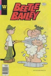 Gold Key's Beetle Bailey Issue # 124whitman