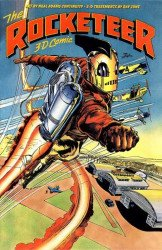 Disney Comics's The Rocketeer: 3-D Comic Issue # 1