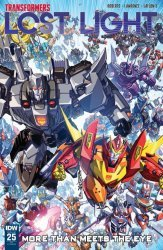 IDW Publishing's Transformers: Lost Light Issue # 25ri