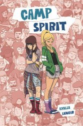 IDW Publishing's Camp Spirit Soft Cover # 1