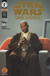 Dark Horse Comics's Star Wars: Jedi Council - Acts of War Issue # 1b