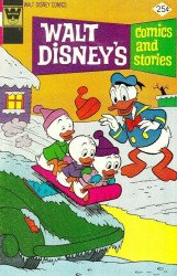 Gold Key's Walt Disney's Comics and Stories Issue # 425whitman